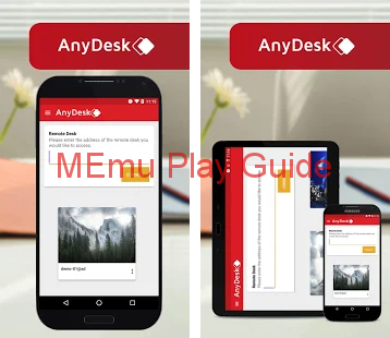 Memu AnyDesk for PC Download Play Guides Latest 2019