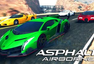 Memu Asphalt 8 for PC Windows