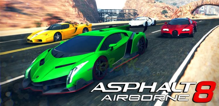Memu 2020 Asphalt 8 for PC Windows  Free Download