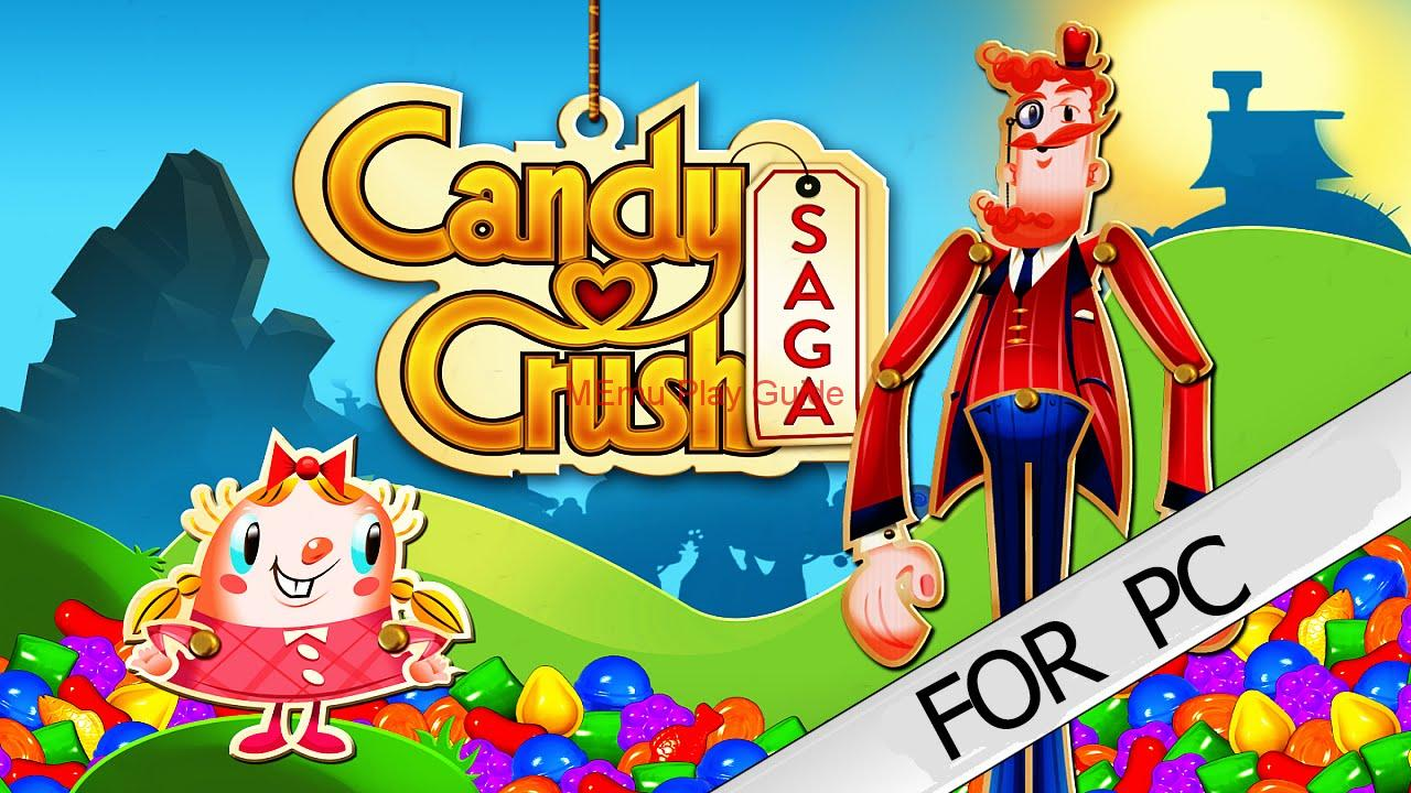 Memu Candy Crush for PC Windows Download Free 2019