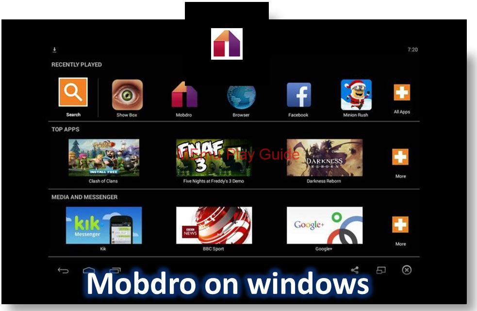 Free Memu Download Mobdro For Laptop