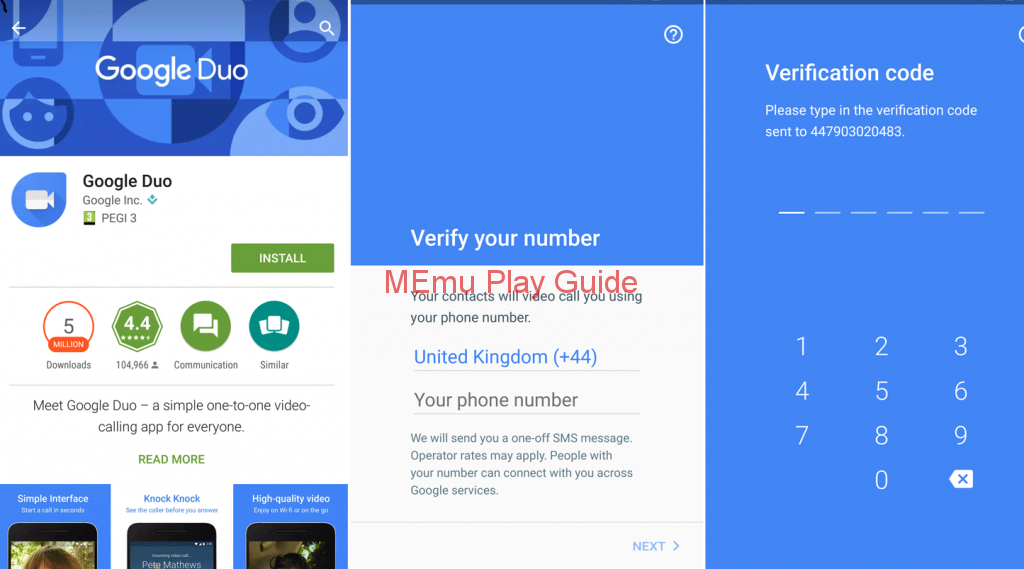 Memu Emulator Download 2020 Google Duo For Pc