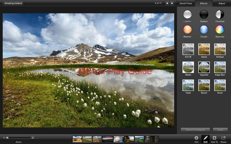 Memu Iphoto For Pc Free Download Latest Version 2019