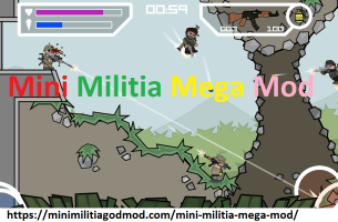 Download Memu Mini Militia for pc Windows