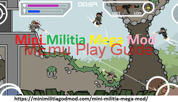 Memu Android Emulator Mini Militia For PC  Windows with BlueStacks