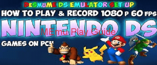 Download Memu Nintendo Ds Emulator For Pc