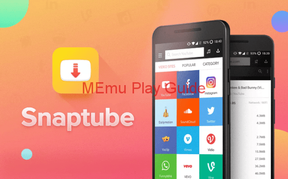 Memu 2020 Play Snaptube for PC Full Download