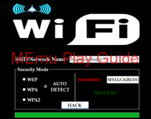 Memu Review With Wifi Password Hacker Free Download