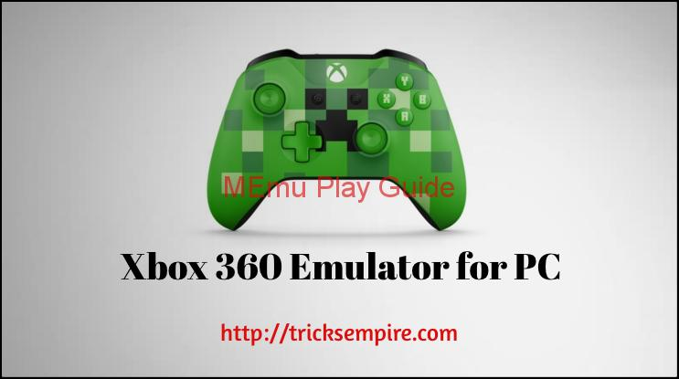 Memu Xbox 360 Emulator For Pc Free Download