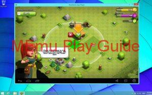 Memu Play Clash Of Clans For Pc Free Download