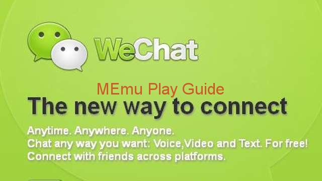 Memu 2020 Player Wechat For Windows 10 Download