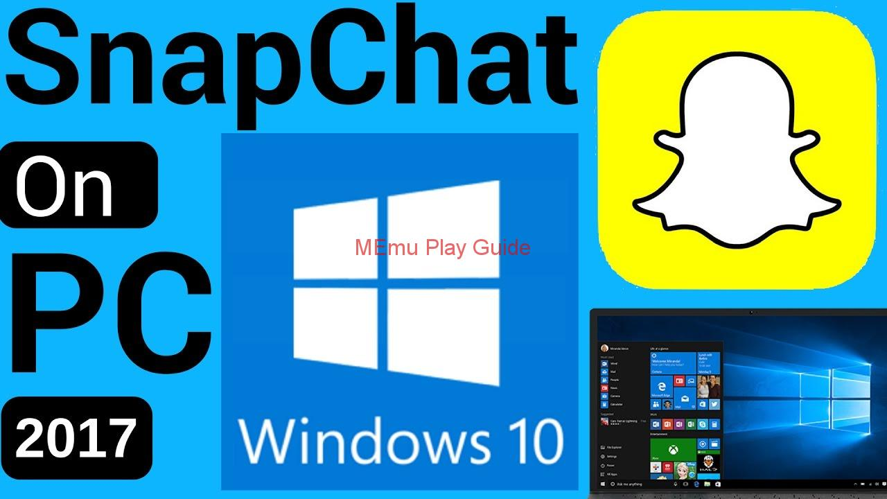 Memu Snapchat for PC Download For Facebook WhatsApp