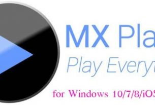Memu Download MX Player for PC Windows