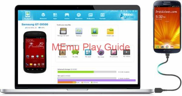 Memu Download Mobogenie for PC