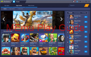 Memu BlueStacks App Player 4.50.5.1003 Fences Snapchat for PC Offline installer Latest Version 2019
