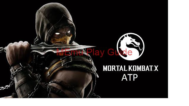 Mortal Kombat X game Memu Showbox for pc 2019 Latest